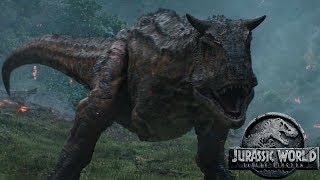 The History of the Carnotaurus in the Jurassic Park Franchise