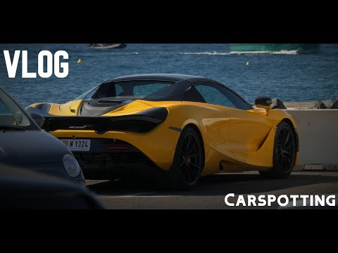 Vlog in St-Tropez - Landscapes, Yachts, New DBS, Portofino, Aventador, Vanquish,.....( Carspotting )
