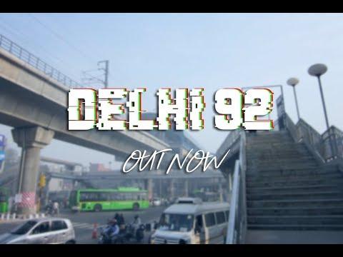 LATEST HINDI RAP SONG   DELHI 92 (OFFICIAL AUDIO) KMAAR x MusicPM   2017