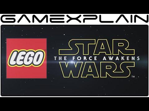 LEGO Star Wars: The Force Awakens - Gameplay Trailer