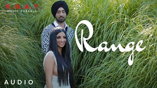 Gambar cover Diljit Dosanjh: Range (Audio) | G.O.A.T. | Latest Punjabi Song 2020