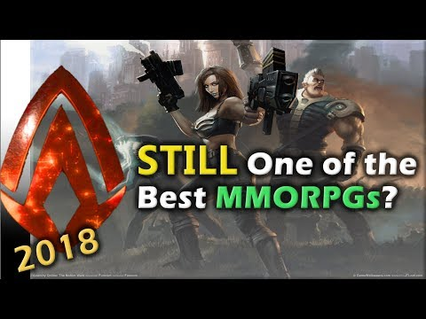 The Surprisingly Great MMORPG You Should Play in 2018 [Anarchy Online Impressions]