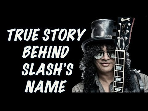 dd8fc4759e Guns N  Roses  The True Story Behind Slash s Name   Its Meaning ...