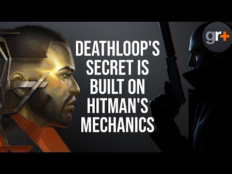Deathloop Hidden Gameplay & Hitman Mechanics