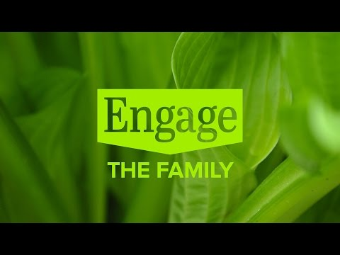 Engage the Family  - Peter Tan-chi