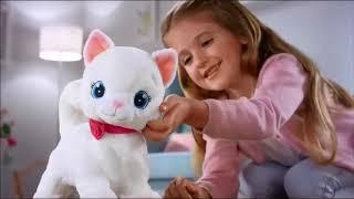 Кошка интерактивная Bianca
