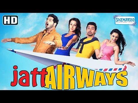 Jatt Airways (HD)(2013) Punjabi Movie In 15mins - Alfaaz   Padam Bhola   Tulip Joshi   Smriti Khanna