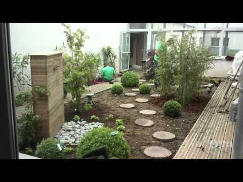 Bonnet : Aménagement D'espaces Verts Et Urbains