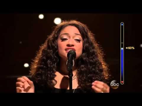 Rising Star - Dana Williams Sings 'Stay'