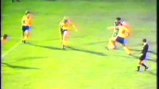 Thomas Ravelli Portugal v Sweden 14 NOV 1984 28 min.