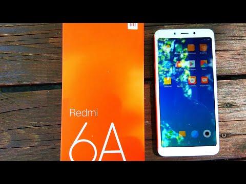 Смартфон Xiaomi Redmi 6A / Xiaomi Redmi 6A Smartphone