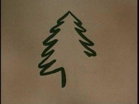 Smokey Bear - Burning Drawing (1972)