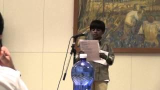 Kalamela 2011 Solo Song Sub Junior ( 3rd Prize Emil, George )
