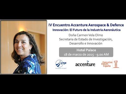 IV ENCUENTRO ACCENTURE DE AEROSPACE & DEFENCE. Por Accenture España