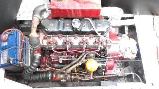 Peugeot Indenor cold start & running