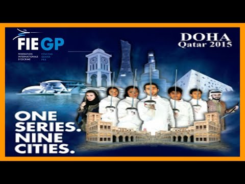 GRAND PRIX FIE Doha 2015 Women Epee - Finals