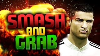 FIFA 15 - SMASH AND GRAB EP.1 - INSANE FIRST EPISODE!!!