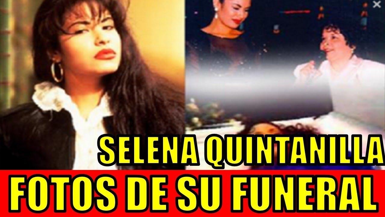 Viralizan Imagenes De Como Fue El Funeral De La Cantante Selena