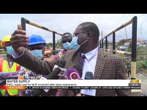 Water Supply: Pipelines to 20 communities to open in 48 hours - Adom TV News (15-9-21)