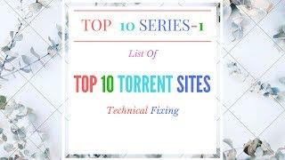 Top 10 Torrent Sites : Extratorrent Pirates Bay Kickass Limetorrent Rarbg 1337x #Top_10 #Part_1