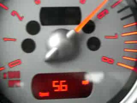 0-60 in my '04 MINI Cooper S