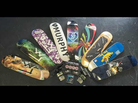 Surplus Distribution Unboxing - So Stoked Skate Shop