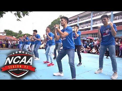 Arellano University Pep Rally | AU Chiefs | NCAA Season 93