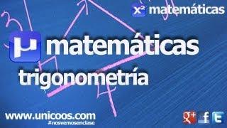 Trigonometria - Reduccion al primer cuadrante SECUNDARIA (4ºESO)