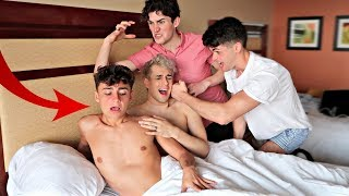 CAUGHT CHEATING WITH ANOTHER BOY PRANK (Gay Couple Edition)