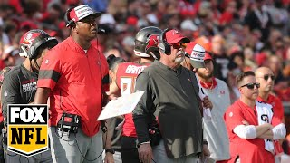 Tom Brady, Bruce Arians' offensive styles at odds create challenge for Buccaneers | FOX NFL