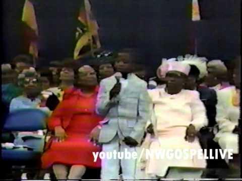 COGIC Women's Convention 1989 Sylvester Wilson rec...