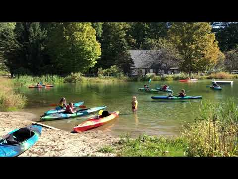 Berkshire Country Day School and Kayaking at the Pond
