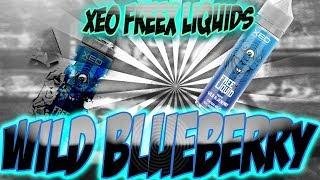 XEO FreeX - Wild Blueberry ⋮ VapingApes