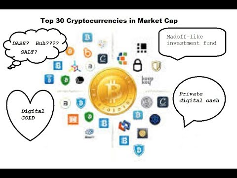 Learn Top 30 Crytocurrencies Quick Description Crypto talk at Party