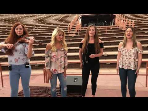 "Celtic Woman at Red rocks doing ""Still Haven't Found What Im Looking For"" by U2"
