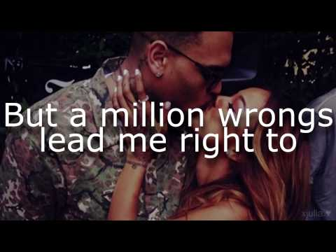 Right Here By Chris Brown With Lyrics (BRAND NEW SONG 2015) [LEAKED OFFICIAL SONG]