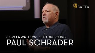 Taxi Driver & Raging Bull's Writer Paul Schrader | Screenwriters Lecture