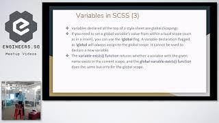 Sass techniques - Talk.CSS #44