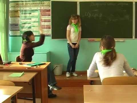 КВН, школа 10, город Зима