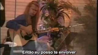 Whitesnake - Is This Love (unplugged) - Legendado - Portugues BR