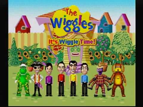 The Wiggles: It's Wiggle Time! V.Smile Playthrough