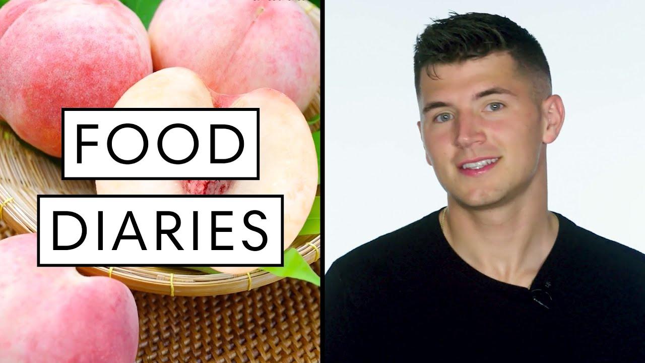 Everything MasterChef Finalist Nick DiGiovanni Eats in a Day | Food Diaries: Bite Size | BAZAAR