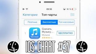 iOS Chart #37. Лучшие бесплатные игры и приложения недели!
