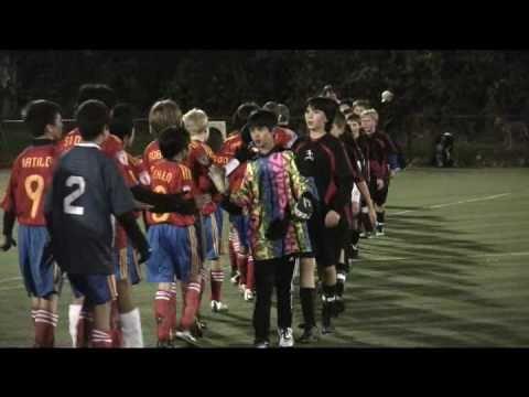 North Shore Flames vs. Richmond FC United in 2010 U-13 Boys' Silver 1 soccer Semi-final