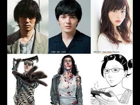 Live Action Zenaku no Kuzu Film Casts Hirofumi Arai, Kento Hayashi, Fumika Baba