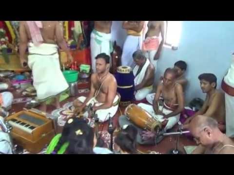 Somarasanpettai Vadagaputhur agraharam trichy- Bajan by Trichy Shri Sai  prasad bagavatar  00027