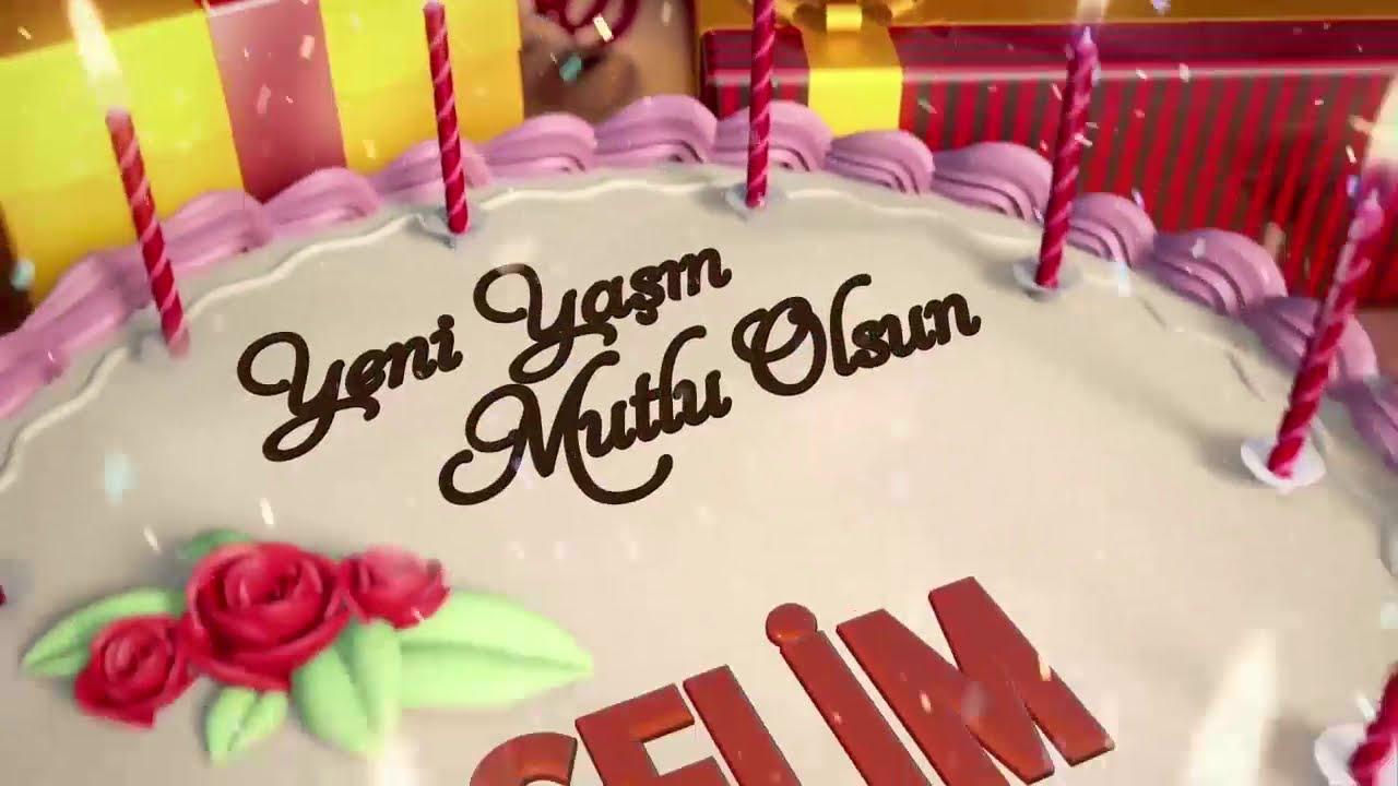İyi ki doğdun SELİM - İsme Özel Doğum Günü Şarkısı