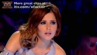 X Factor 2010 - Mercy [Duffy] (Shirlena Johnson)