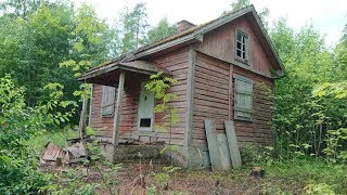 Urbex Abandoned small house in Finland