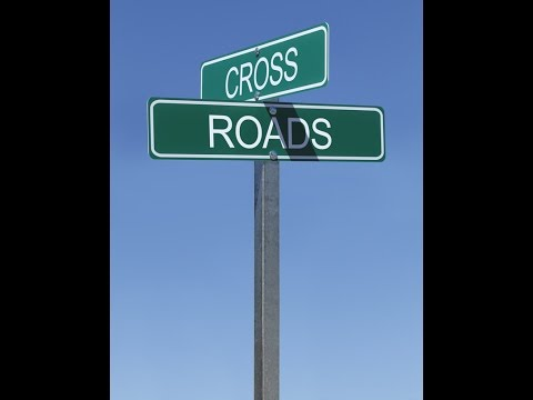 GOLD AND SILVER AT THE CROSSROADS